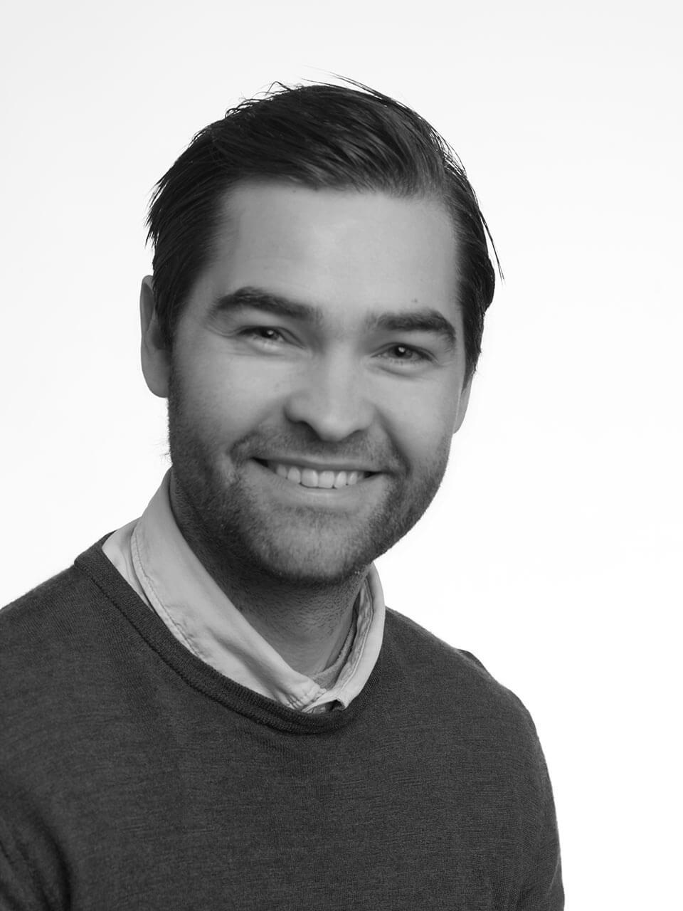 Arnar Jonsson Solustjori Smartmedia